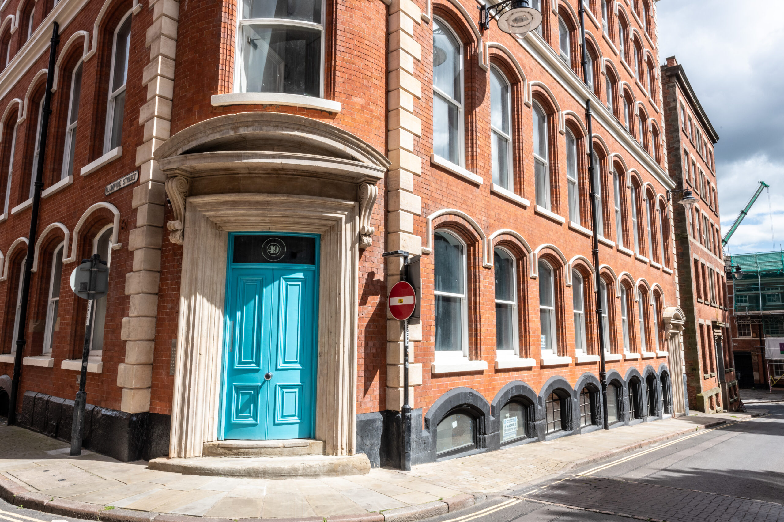 Landmark buildings in heart of Lace Market converted to luxury apartments
